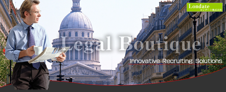Legal Boutique innovative Recruiting Solutions